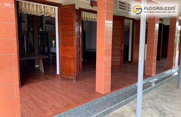 Nhà 3 gian là kiểu nhà truyền thống được người Việt giữ trọn vẹn nét đẹp cho đến ngày nay