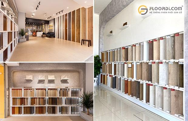 Tuvansango là đơn vị sở hữu cửa hàng phân phối sàn gỗ trên toàn quốc