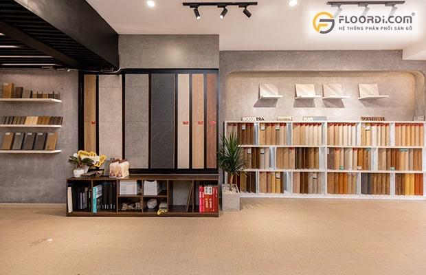 Tư Vấn Sàn Gỗ sở hữu hệ thống cửa hàng vật liệu ván gỗ phủ sóng toàn quốc