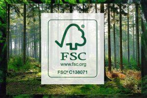 chứng nhận bảo vệ rừng FSC