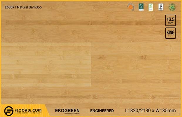 Ekogreen là một trong những thương hiệu sàn gỗ đạt chứng nhận FSC