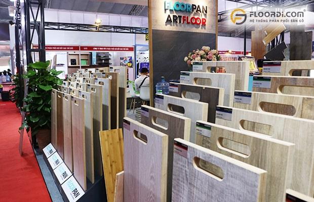 Floorpan Artfloor và là một trong những thương hiệu ván sàn đảm bảo tiêu chuẩn E1
