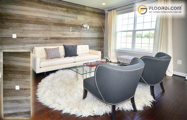 Lamri gỗ là vật liệu đang được người dùng ưa chuộng