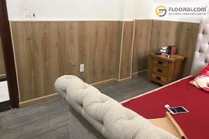 Mẫu lamri gỗ ốp tường đẹp