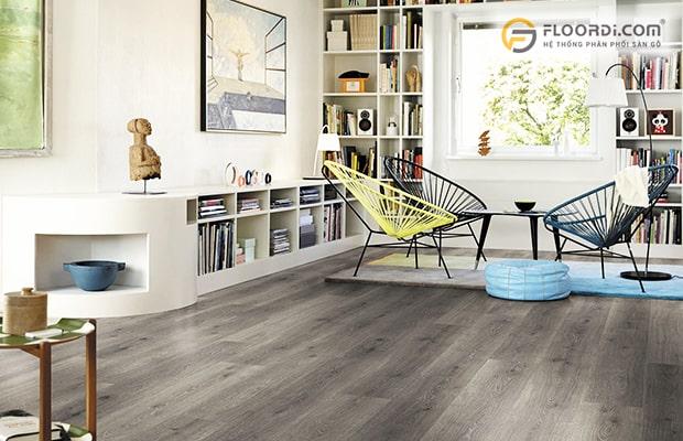 Vệ sinh sàn nhà đúng cách giúp mang lại tuổi thọ và bề mặt luôn như mới