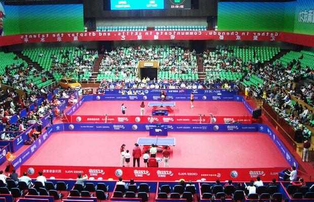 Sportflor là sản phẩm chuyên dụng dành cho các sân thi đấu chuyên nghiệp