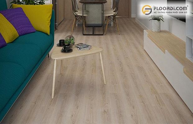 Sử dụng tấm lót sàn chống ồn cho chung cư