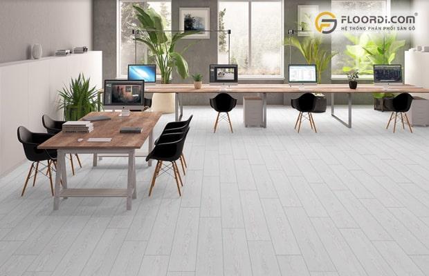 Các công ty hoạt động trong lĩnh vực thiết kế, nội thất thường décor theo Minimalism Style