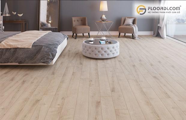 Phòng ngủ theo lối Scandinavian thường sử dụng tông màu trắng hoặc trung tính