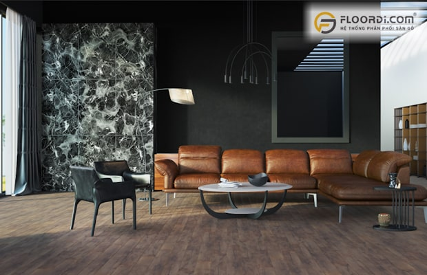 Không gian nội thất của người mạng Mộc thường được thiết kế theo style Urban đậm chất