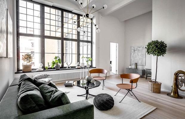 Tối giản cách tinh tế là điểm đặc trưng của lối thiết kế nội thất Scandinavian