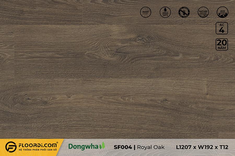 Sàn gỗ SF004 – Royal Oak – 12mm