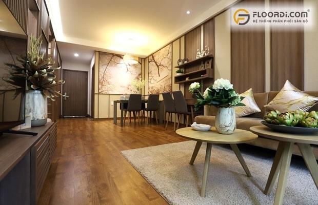 Lựa chọn sàn gỗ Lamton là lựa chọn cho chất lượng và nét đẹp châu Á