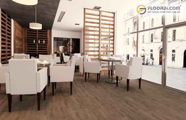 Sàn gỗ Artfloor là thương hiệu dẫn đầu thị trường về chất lượng, thiết kế và màu sắc