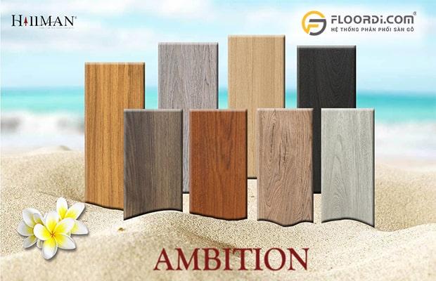 Sàn gỗ nhập khẩu Malaysia đột phá về chất lượng và màu sắc