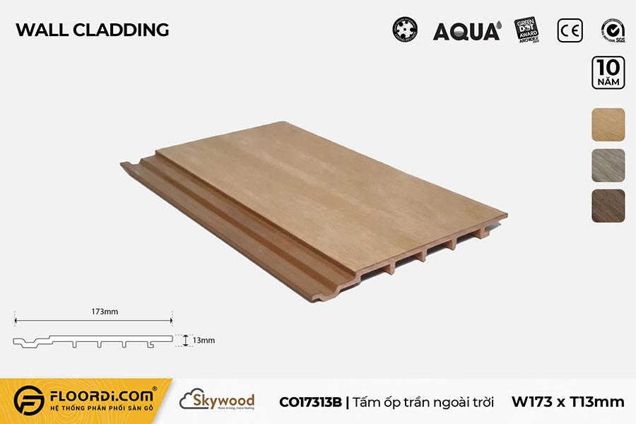 Tấm Ốp tường – Ốp trần CO17313B – B.Teak – 13mm