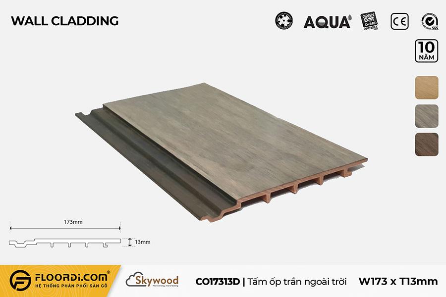Tấm Ốp tường – Ốp trần CO17313D – Driftwood – 13mm