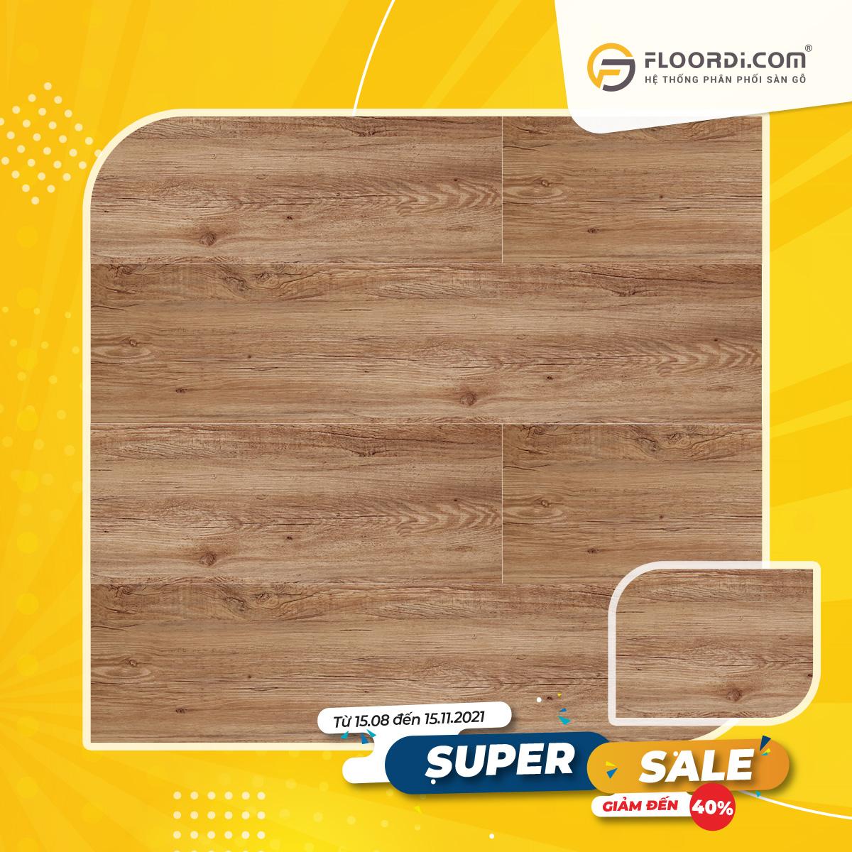 Sàn nhựa RW1205 Rustic Wood – 3mm