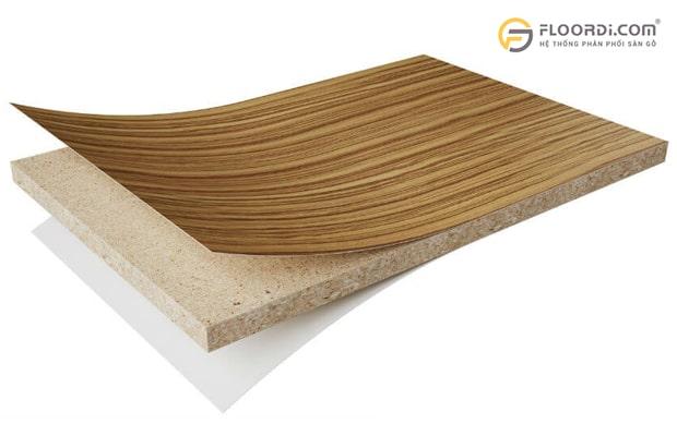 Ván gỗ MFC là dòng ván chống thấm nước khá kém