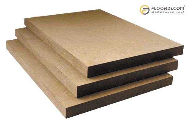 HDF là cốt gỗ cao cấp nhất đảm bảo khả năng chịu lực và sở hữu độ bền cao