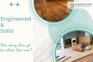 Sàn gỗ kỹ thuật là gì