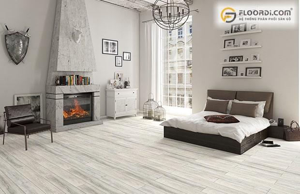 Biết cách phối màu sơn tường với màu sàn sẽ tạo nên không gian hoàn hảo cho gia đình bạn