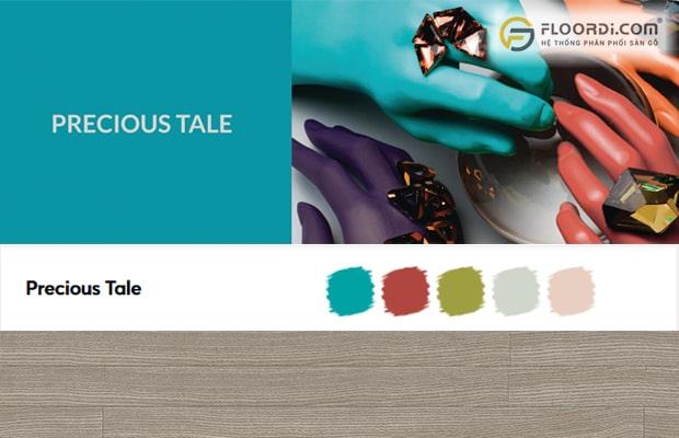 Precious Tale là một trong những bảng màu sơn nhà đẹp theo xu hướng hiện nay